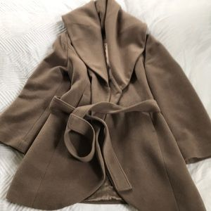 Elie Tahari Jackets & Coats - Elie Tahari Long Belted Pea Coat